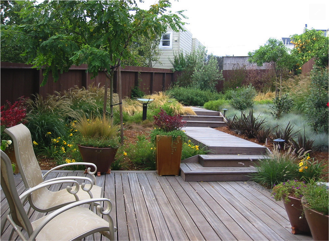 Garden Design Ideas With Decking: 10 Beautiful Decks