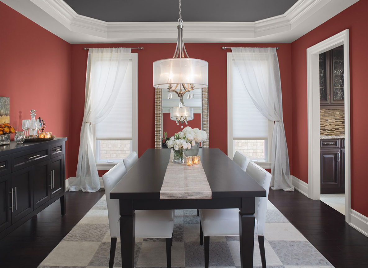 High Color Painting Your Ceiling Homespree
